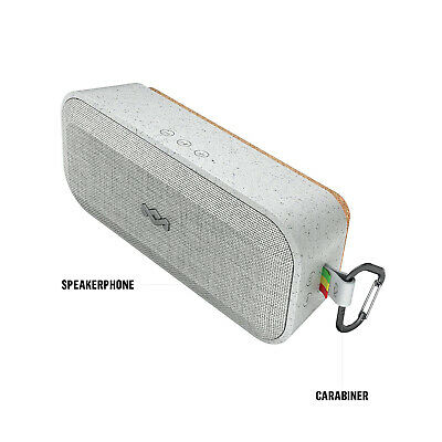 House Of Marley No Bounds XL Large Outdoor Portable Bluetooth...