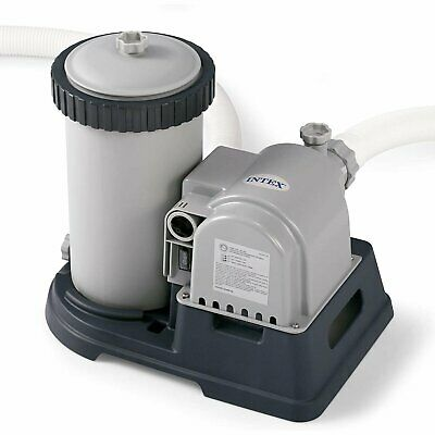 Intex 2500 GPH Krystal Clear Cartridge Filter Pump 28633EG New - $224.95