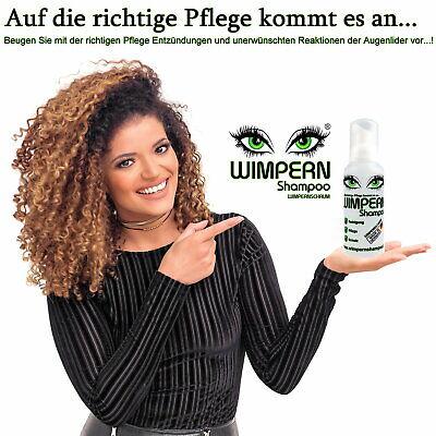 Wimpernshampoo Wimpernschaum® 150ml - Wimpernverlängerung, Wimpernpflege, Lashes