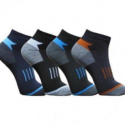 12 Paar Herren Sneaker Socken farbig mit Top Design 90% Baumwolle + Elasthan