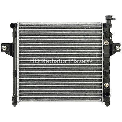 Used, Radiator Replacement For 99-00 Jeep Grand Cherokee V8 4.7L Laredo Limited New for sale  Los Angeles