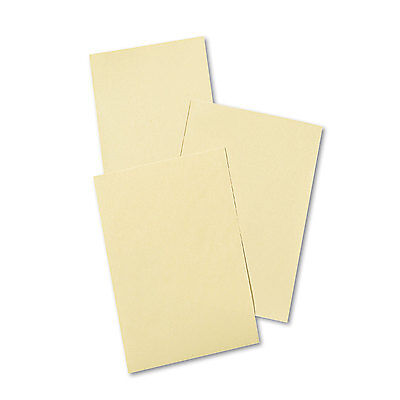 Manila Papier (Pacon Cream Manila Drawing Paper 50 lbs. 12 x 18 500 Sheets/Pack 4112)