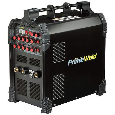 Primeweld Tig225x 225 Amp Igbt Ac Dc Tigstick Welder With Pulse Ck17 Flex Torch