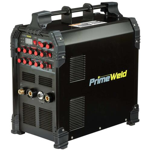 TIG WELDER PRIMEWELD TIG225X 225 Amp IGBT ACDC Tig/Stick Welder with Pulse CK17
