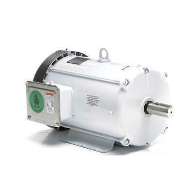 Leeson 140820.00 Electric Motor 10 Hp 1800 Rpm 3-ph 208-230460 Volt 215t Frame