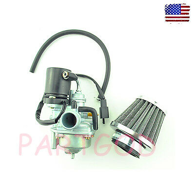 new 24mm CARBURETOR KIT FOR DINLI ETON 50cc 90CC 110CC ATV c-2066-3 e1