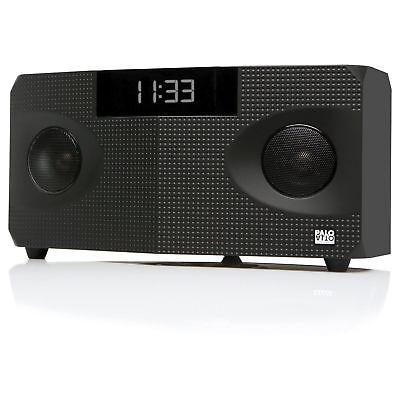 FOR PARTS Palo Alto Audio Design Rhombus Speaker System, Wireless Speaker Black
