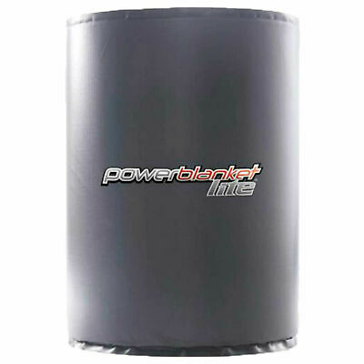 Powerblanket Pbl55f Lite Insulated Drum Heater 55 Gallon Capacity 145176f