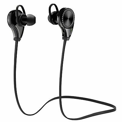 - Bluetooth Headphones, HOPDAY Wireless Earbuds Sports Running Earphones with B...