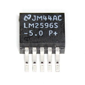 LM2596S-5.0 - (5V Regler) - <span itemprop=availableAtOrFrom>Wien, Österreich</span> - LM2596S-5.0 - (5V Regler) - Wien, Österreich