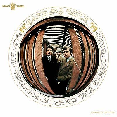 Captain Beefheart - Safe As Milk vinyl LP NEW/SEALED