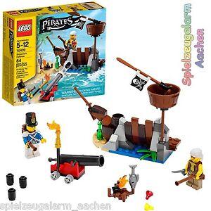 LEGO 70409 Piraten Verteidigung des Schiffswracks Pirates Shipwreck Defense BNI