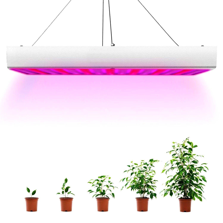 Newest LED Grow Light 45W,Amats White Orange Red Blue Full S