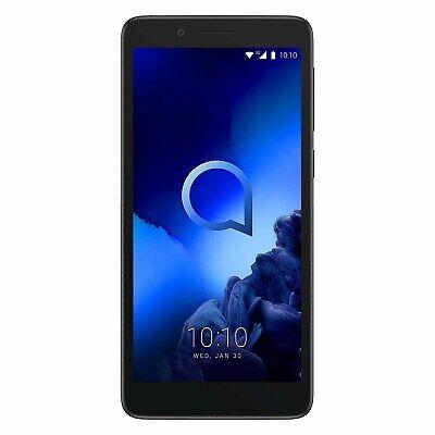 "Android Phone - SIM Free Alcatel 1C 2019 5"" 8GB Dual SIM Android Phone - Black - 1 Year Warranty"