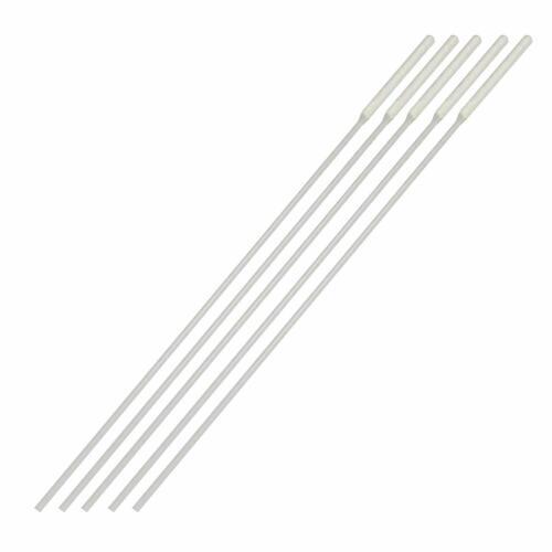 "Chemtronics 25184 2.5mm Fiber Optic Coventry Foam Swab 5 per Pack, each 6"" long"