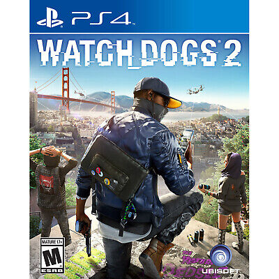 Watch Dogs 2 PS4 [Factory Refu...