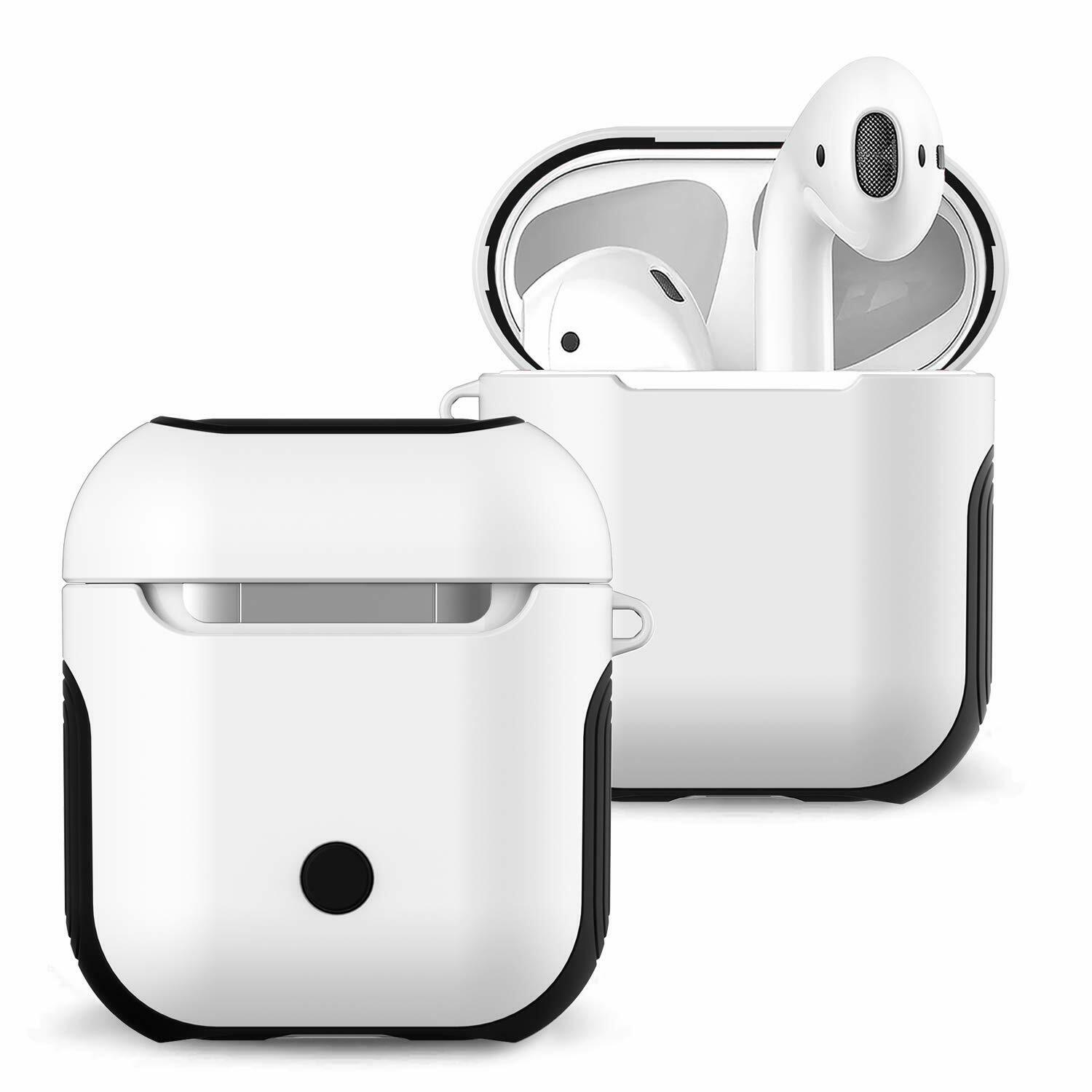 Apple AirPods Case Protective Rubber Cover AirPod Earphone Charging Case US Cases, Covers & Skins