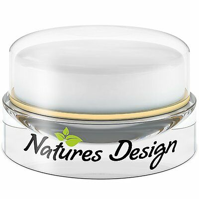 Natures Design Best Eye Cream for Adults - Reduces Wrinkles & Dark