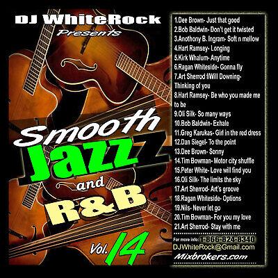 14 Jazz Rock (DJ White Rock Smooth Jazz & R&B Vol.14 )
