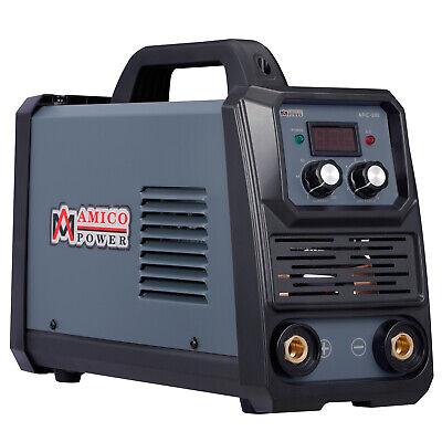 Amico Arc-200 200 Amp Stick Arc Dc Welder 100-250v Welding 80 Duty Cycle.