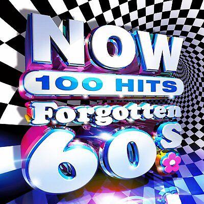 NOW 100 Hits Forgotten 60s - Tom Jones [CD] Released On 27/03/2020
