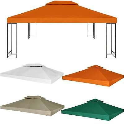 Outdoor Replacement Canopy Top Garden Patio Pavilion Gazebo