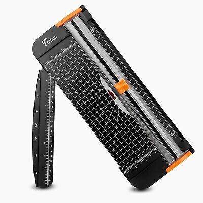 Firbon A4 Paper Cutter 12 Inch Titanium Paper Trimmer Scrapbooking Tool With ...