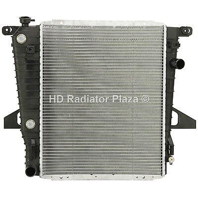 Radiator Replacement For 95-97 Ford Ranger Mazda B3000 B4000 Pickup V6 3.0L - Ford Pickup Radiator