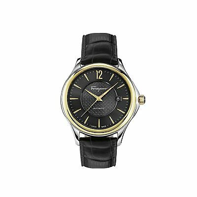 Ferragamo FFT020016 Men's TIME Two-Tone Automatic Watch