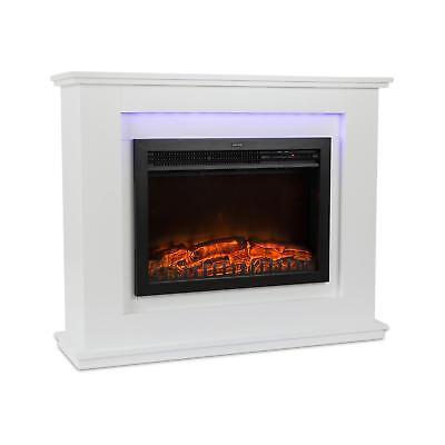 Elektrischer Kamin Elektrokamin Ofen Kamin Heizung 2000 Watt Wärmestrahler