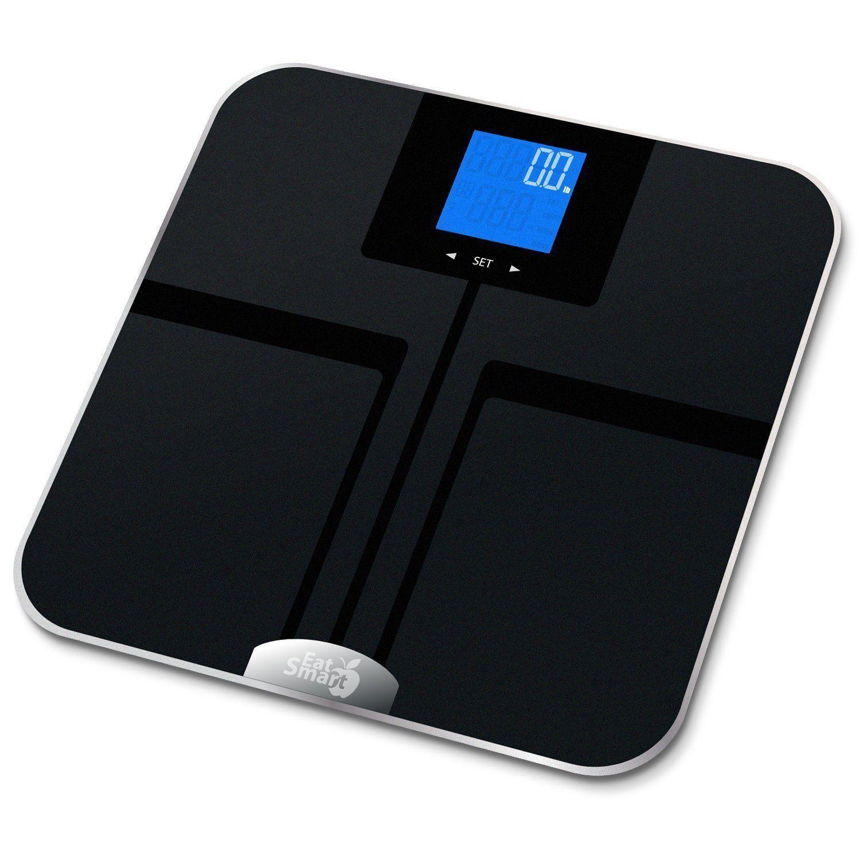 Best accurate bathroom scales - Eatsmart Precision Getfit Digital Body Fat Scale
