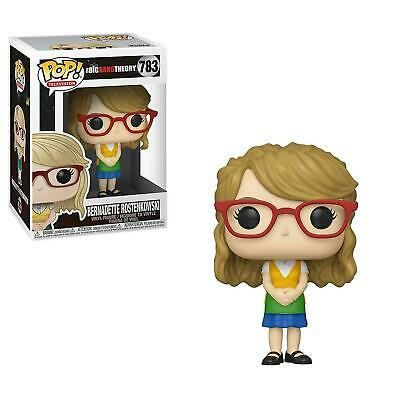 The Big Bang Theory Bernadette Rostenkowski 9.5cm Pop Vinyle Figurine Funko 783