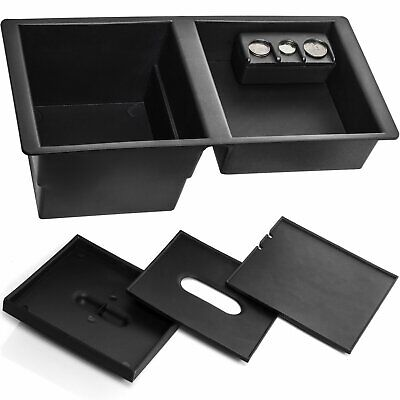 14-19 GM CENTER CONSOLE INSERT TRAY ORGANIZER FOR OEM PART 22817343 (Console Tray)