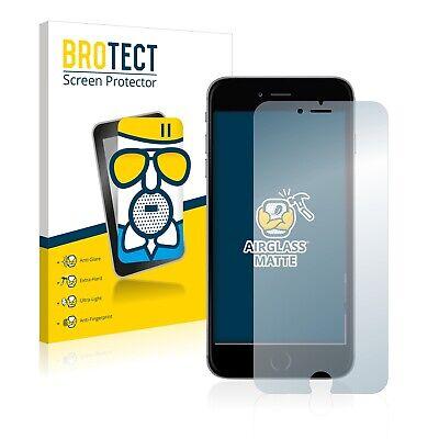 Protector Pantalla para Apple iPhone 6S Plus Cristal Mate Lamina de Vidrio