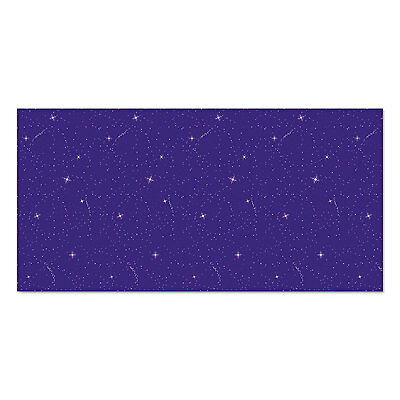 Pacon Fadeless Designs Bulletin Board Paper Night Sky 48