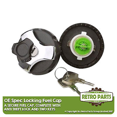 Locking Fuel Cap For Daf Road Runner 39mm neck All years OE Fit