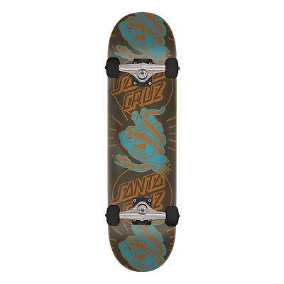 """Santa Cruz Skateboard Complete Snakebite Brown 7.8"""" x 31.7"""""""