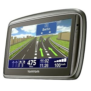 tomtom go 750 europe refurb 45 countries hd traffic iq live gps navigation ebay. Black Bedroom Furniture Sets. Home Design Ideas