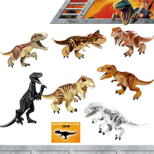 Christmas Gift for Children Indominus Rex Large Dinosaur Figure Jurassic World