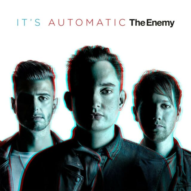 THE ENEMY - IT'S AUTOMATIC  VINYL LP NEU
