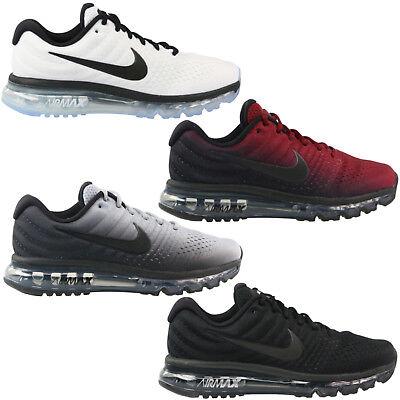 f2e2fbee31fa5 Nike Air Max 2017 Schuhe Laufschuhe Turnschuhe Sneaker Running Herren  849559
