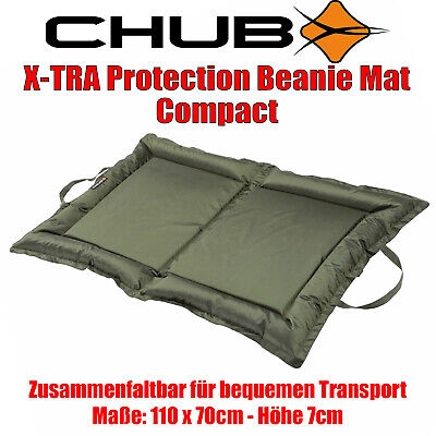 Chub X-TRA Protection Beanie Unhooking Mat Compact - Abhakmatte 110 x 70cm TOP