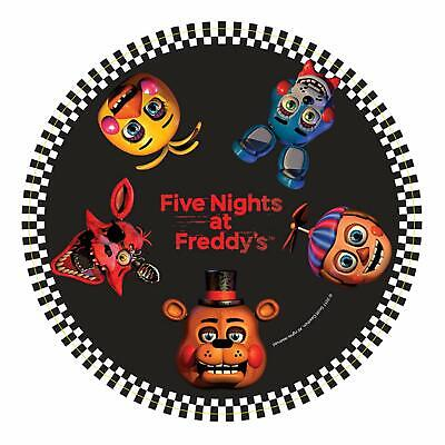 Five Nights at Freddy's Game Halloween Birthday Party 9
