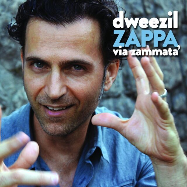 DWEEZIL ZAPPA - VIA ZAMMATA  CD NEU