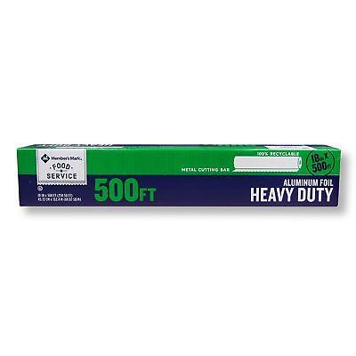 Heavy Duty Foil - Member's Mark Heavy Duty Food Service Foil (500 ft.)