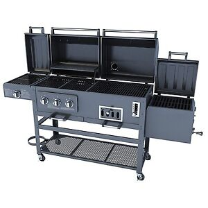 Natural Gas Grill Combo