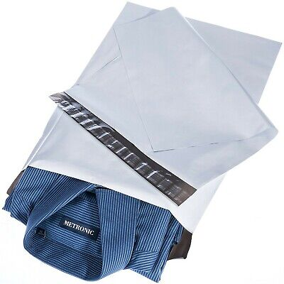Poly Mailers 14.5x19 100 Pcs Large Shipping Bags For Clothing Mailing B