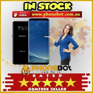 Like New Samsung Galaxy S8 With Warrantty,AU Stock@Phonebot Preston Darebin Area Preview