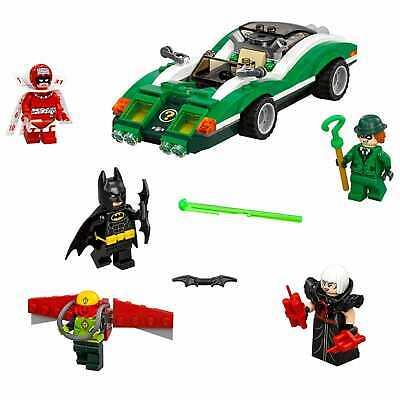 The LEGO Batman Movie The Riddler Riddle Racer 2016 (70903)