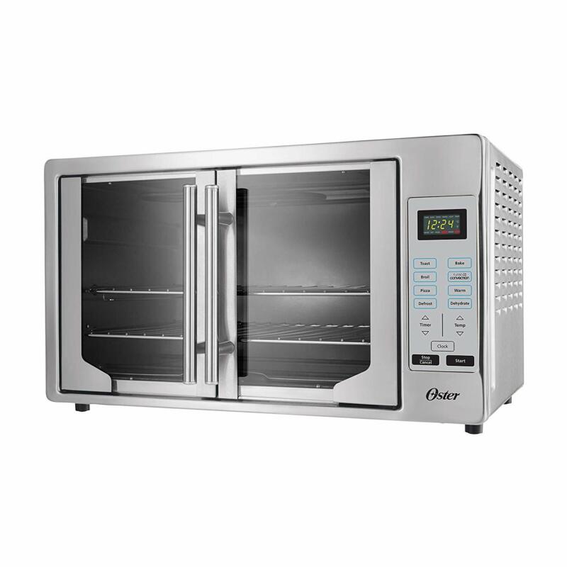 Oster French Countertop Convection Toaster Oven Single Door